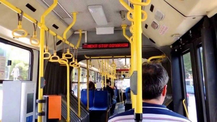Συμβαίνουν κι αυτά μέσα στα λεωφορεία του ΟΑΣΘ! - dailythess | Ειδήσεις από  τη Θεσσαλονίκη