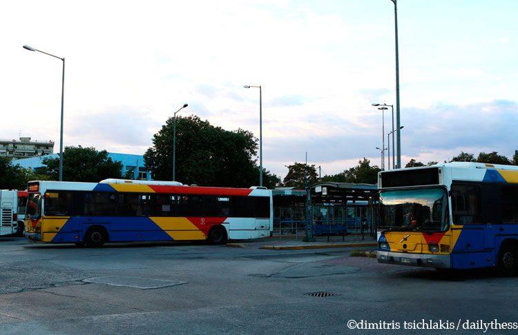 όργιο στο λεωφορείο