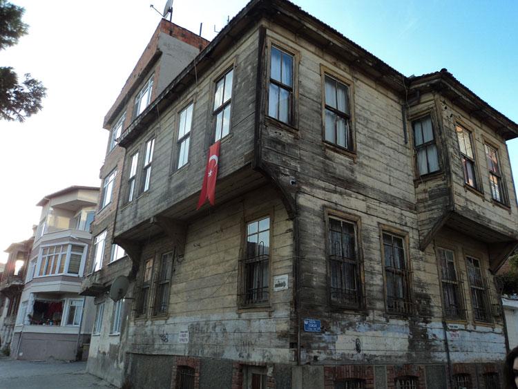 Ραιδεστός, η οικία Μαυρίδη, στην οποία μετά την αναπαλαίωσή της θα γίνει μουσείο.