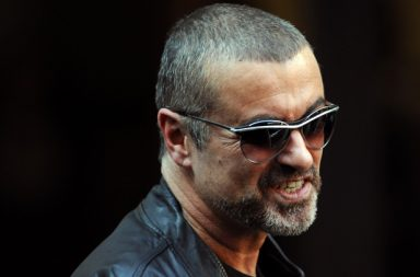 LONDON, UNITED KINGDOM - MARCH 04: George Michael sighted leaving BBC Radio 2 on March 4, 2011 in London, England. (Photo by Neil Mockford/FilmMagic)