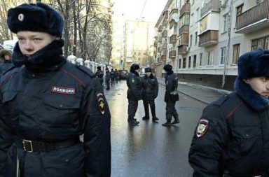 3a120d0b3502 50.000 άνθρωποι απομακρύνθηκαν από κτίρια στη Μόσχα λόγω απειλών για βόμβα
