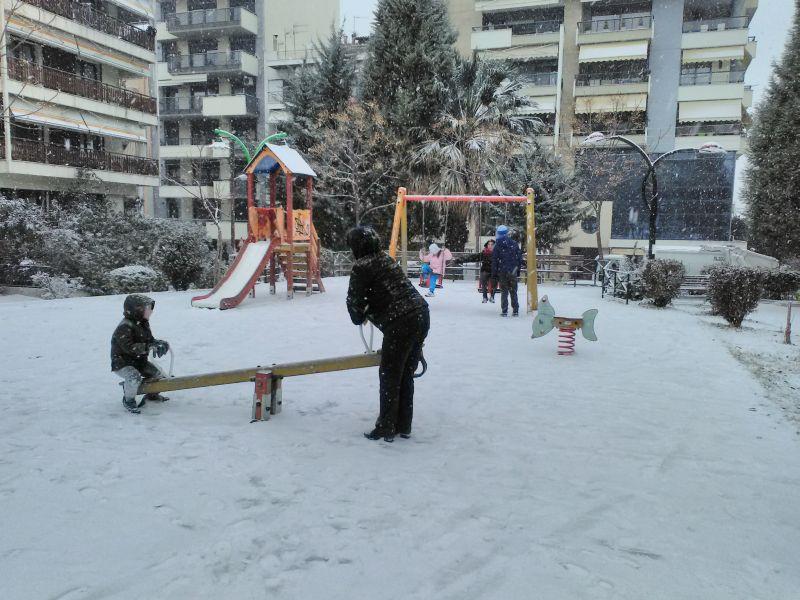 kids_snow