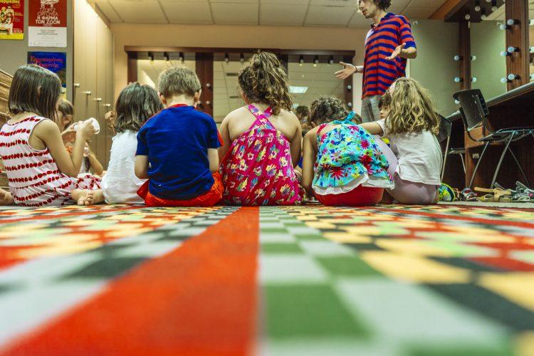 274498ffd9 Θεατρικά εργαστήρια για παιδιά και εφήβους από το ΚΘΒΕ - dailythess ...